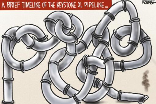 June 16: Keystone XL Pipeline