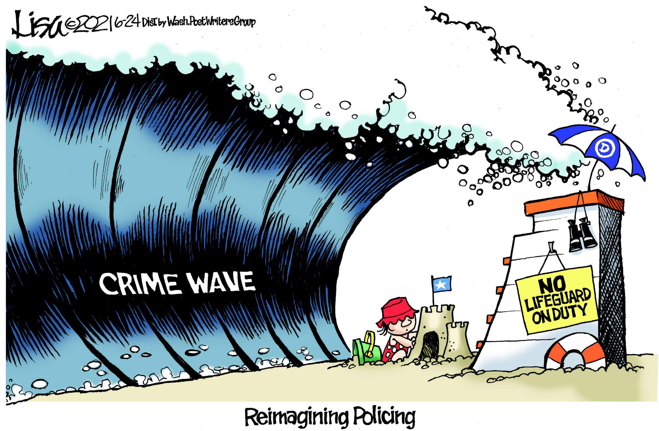 June 26: Crime Wave