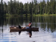 Solitude, rugged scenery, and un-pressured trout await anglers that hike into the many high-country lakes in southwest Washington. You can drive to some of them, which allows the use of small craft or float tubes.