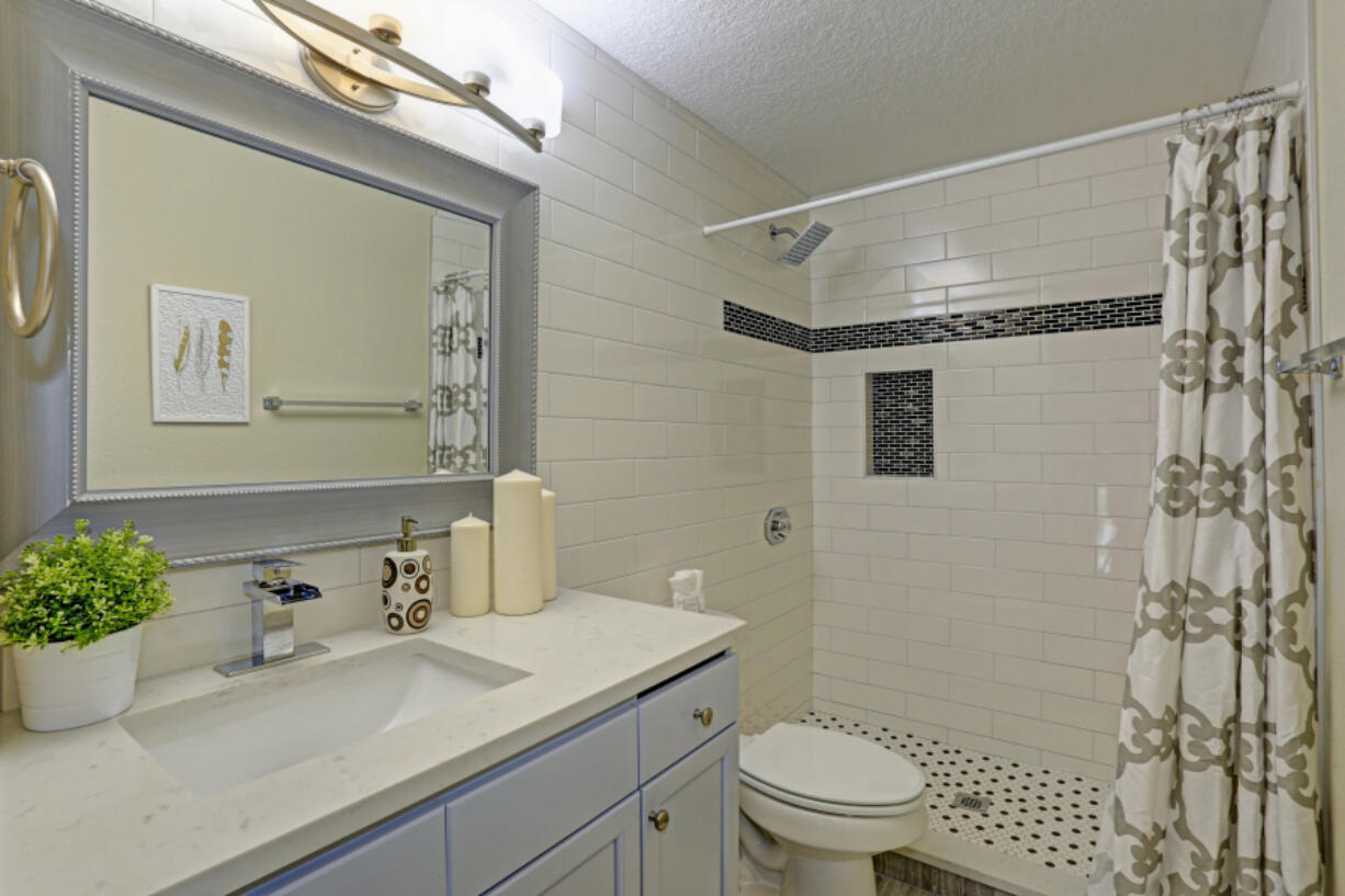 It???s important not to go overboard with bathroom upgrades.