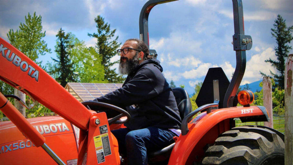 Washington state farmworker and labor leader Edgar Franks, pictured, says the state's new overtime protections for farmworkers will allow parents to spend more time with their families and address longstanding racial inequities.
