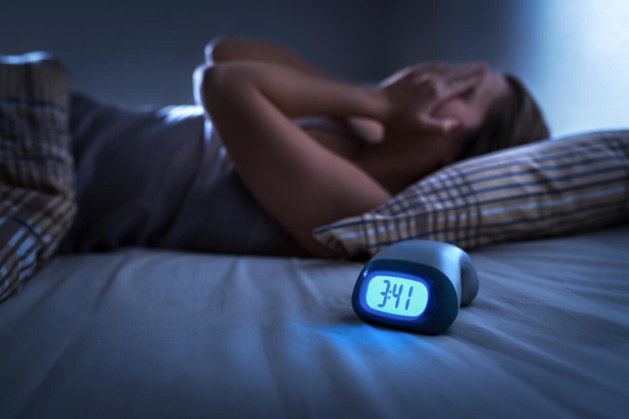 Experts in sleep disorders have seen their patient numbers surge due to the pandemic. There are a variety of strategies to address insomnia, such as coaching and acupuncture.