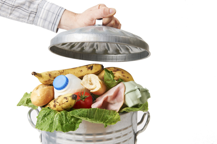 Vast quantities of fresh food thrown away each day (iStock.com)