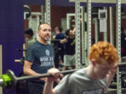 Erik Gonzalez has left Heritage High school to coach wrestling and freshman football as well as teach history and geography at 5A Cedar Mountain High School in Eagle Mountain, Utah.