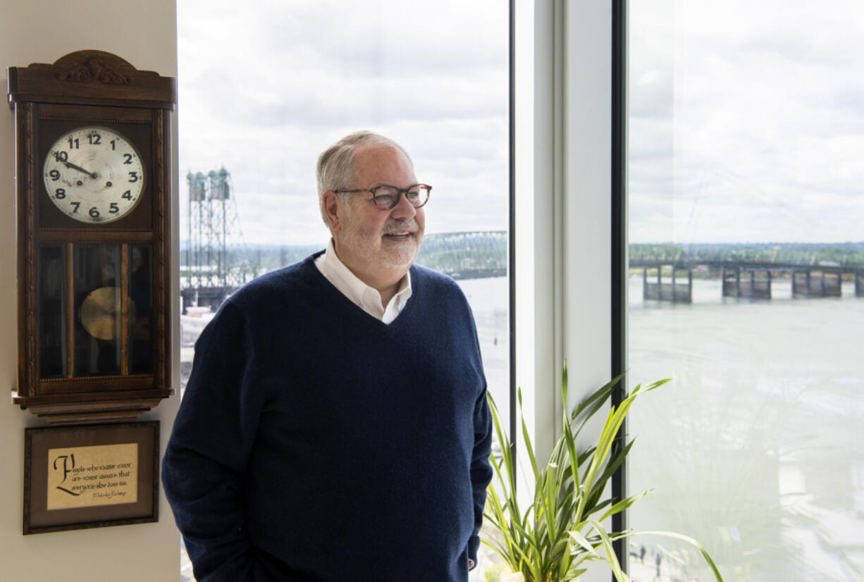 Steve Moore, chief executive officer of the M.J. Murdock Charitable Trust, has announced his retirement next year, capping a career of major growth at the foundation during his 15 years in charge.