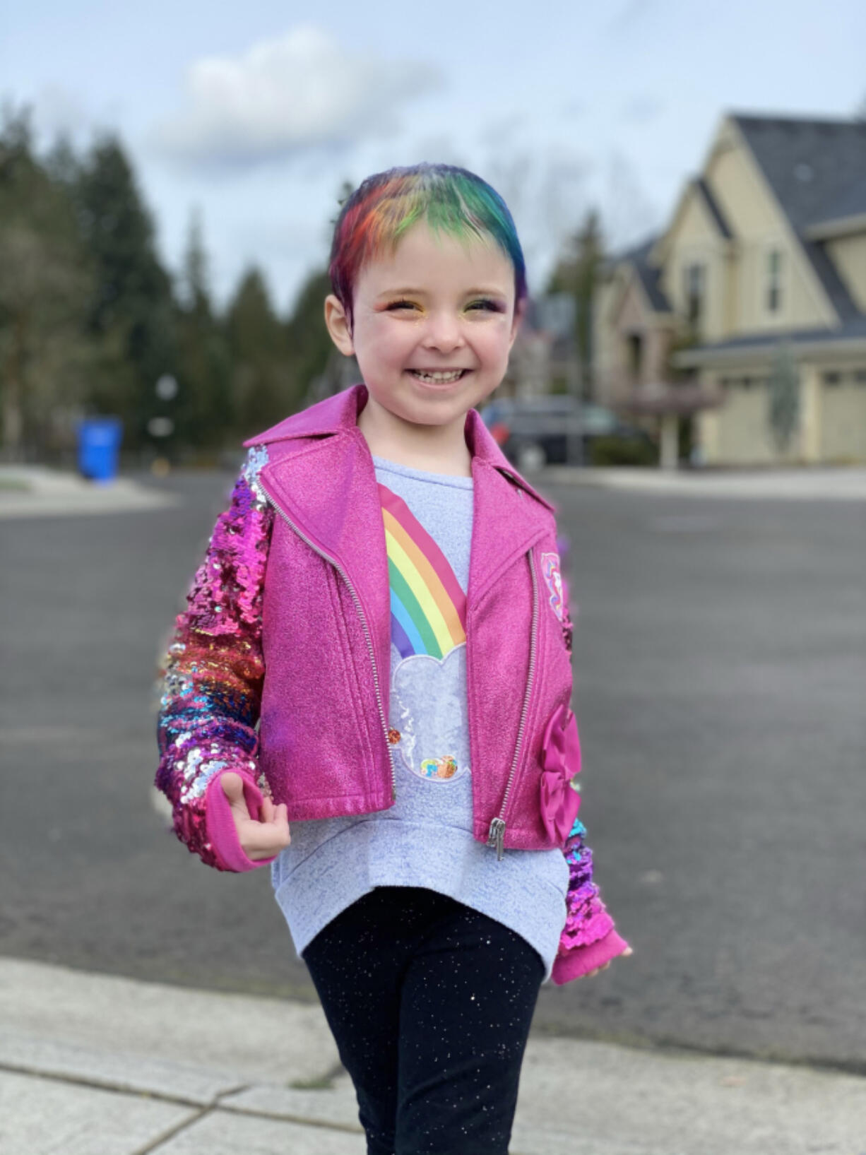 RIDGEFIELD: Olivia Sexton, who has a rare blood disorder, is raising funds through Make-A-Wish Oregon so others like her can have their wishes come true.