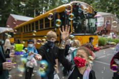 Green Mountain School Last Day news photo gallery