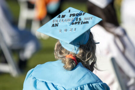 Clark College 2021 commencement photo gallery