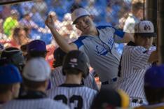 Senior All-Star Baseball Game news photo gallery