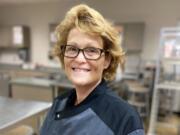 WASHOUGAL: Brenda Hitchins was named ESD 112 Regional Teacher of the Year.