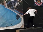 WASHOUGAL: Lunchmoney Indoor Skatepark, 421 C St., Suite 5B, received a donation from 100 Women Who Care Clark County.