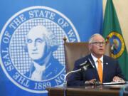 Washington Gov. Jay Inslee (AP Photo/Ted S.