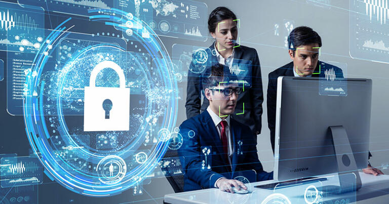 Cybersecurity analysts are in demand in a variety of workplaces, with job openings expected to grow by more than 30 percent over the next decade.