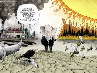 Editorial cartoons for week of June 27