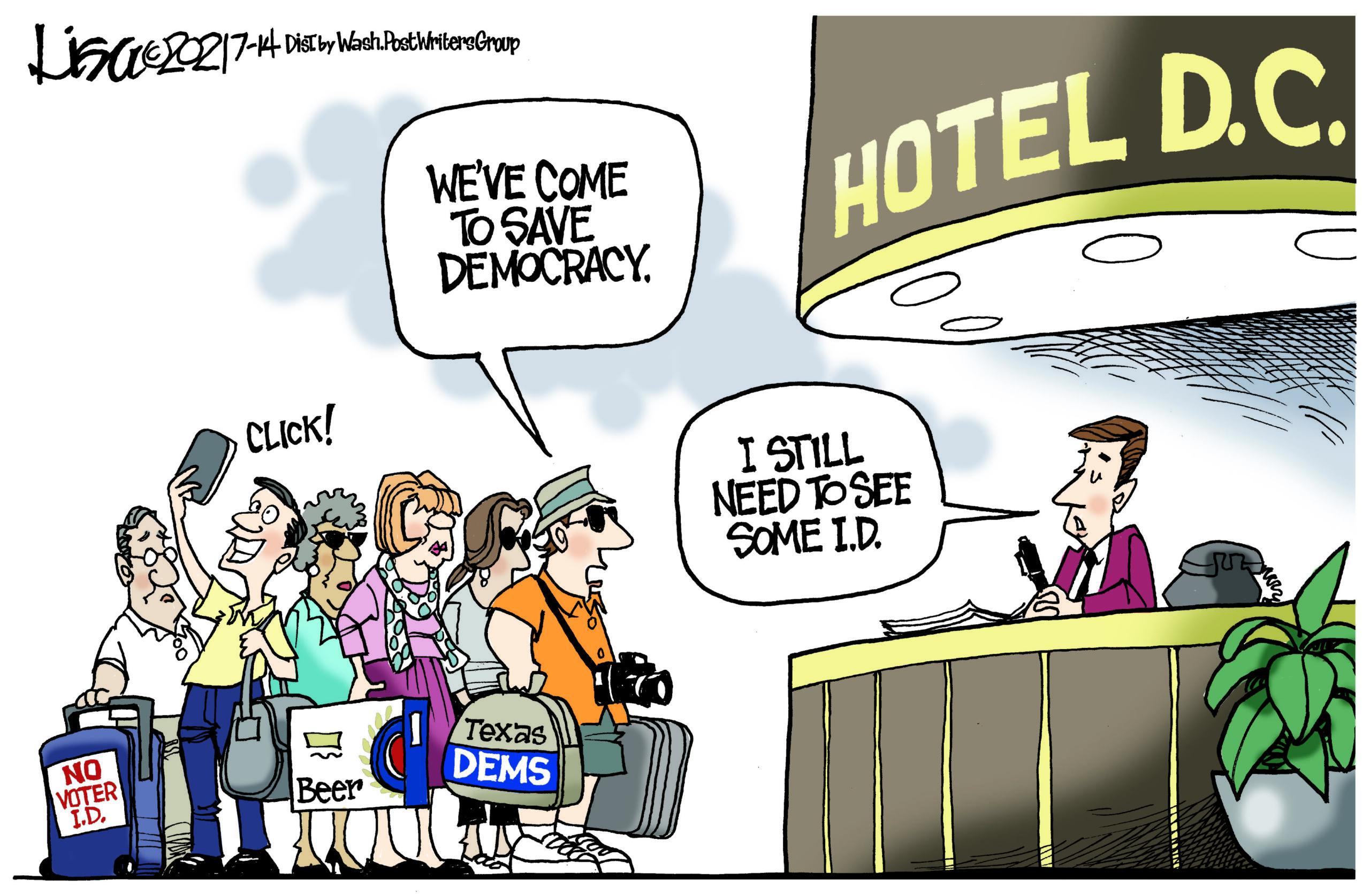 July 17: Democracy