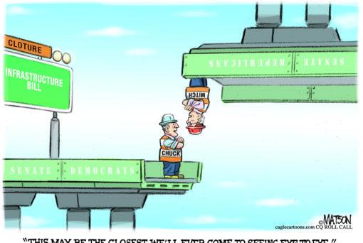 July 25: Infrastructure Bill