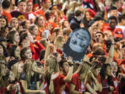 With Washington now fully free from COVID-19 restrictions, return to packed student sections at high school football stadiums can be expected this fall.