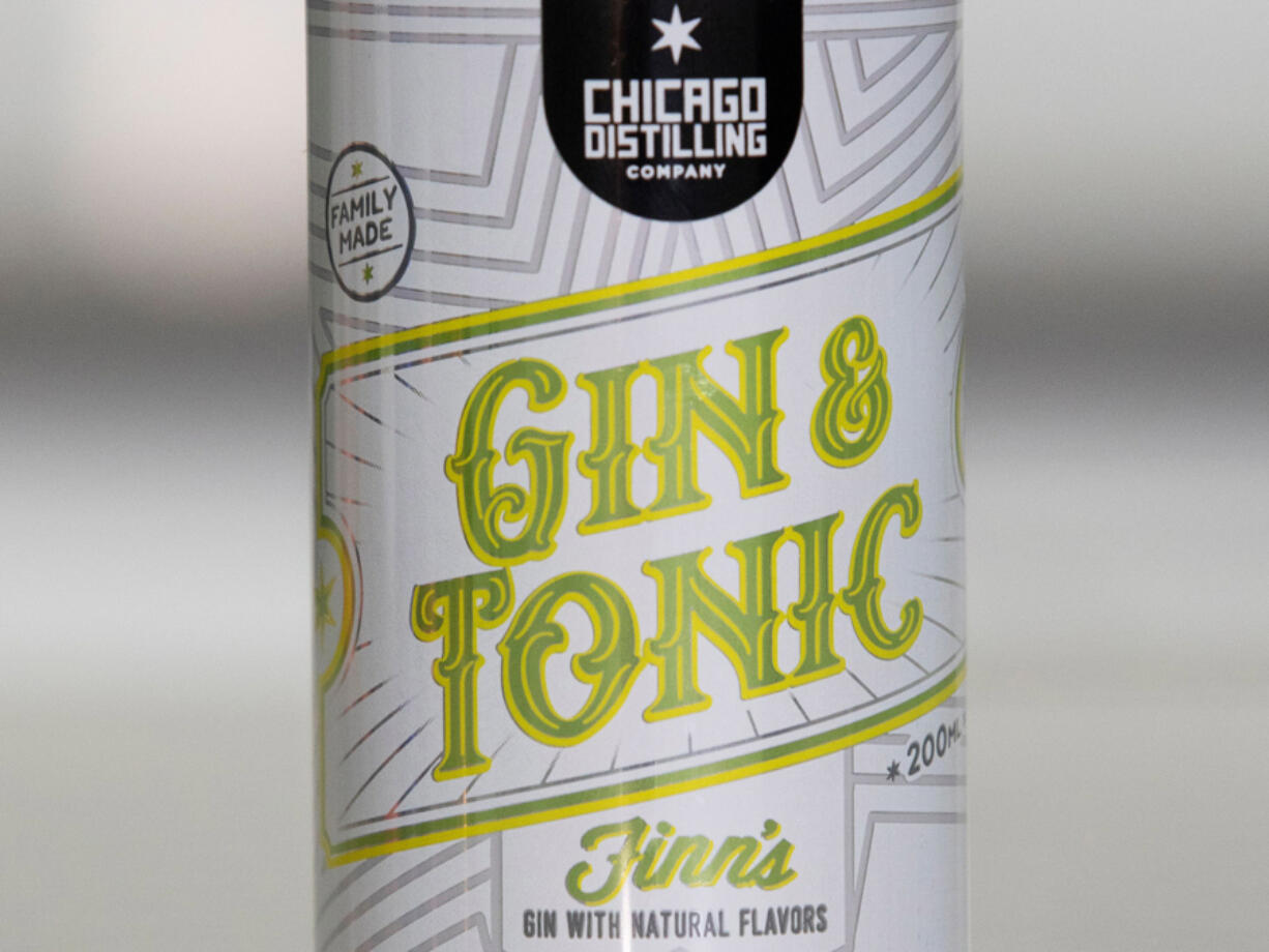 Gin & Tonic by Chicago Distilling.  Premade cocktails are all the rage right now, but which ones are worth drinking?