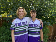 Eastyn, left, and Brady Culp were teammates for two seasons at Heritage High School. Now, the brothers will be reunited after recently commiting to play baseball at Umpqua Community College in Roseburg, Ore.