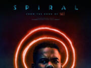 Key art from the motion picture, 'Spiral,' starring Chris Rock.
