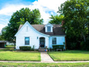 For buyers frustrated by the lack of inventory and rocketing prices, older homes can be a good compromise.