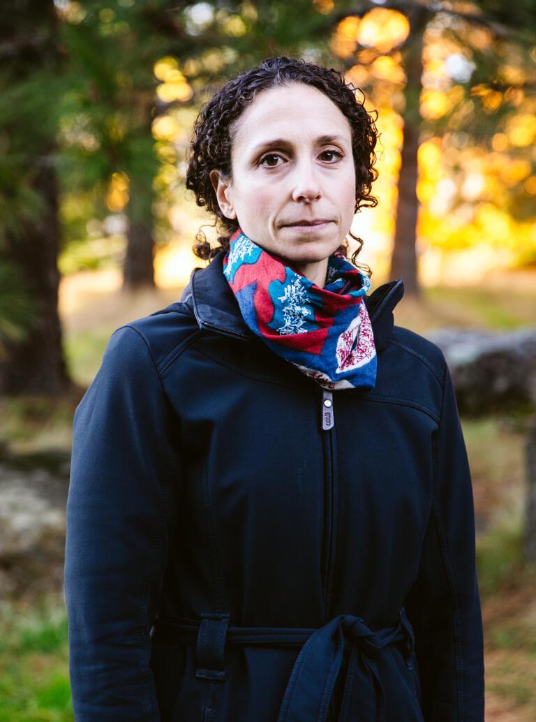 Columbia Riverkeeper Legal and Program Director Lauren Goldberg (The Columbian files)