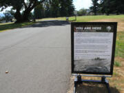 A new outdoor exhibit at the Fort Vancouver National Historic Site explores what life was like at the Army post in the 1880s.