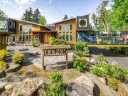 A home built from 11 shipping containers is for sale at $2 million.