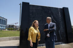 Gov. Inslee visits Vancouver Waterfront news photo gallery