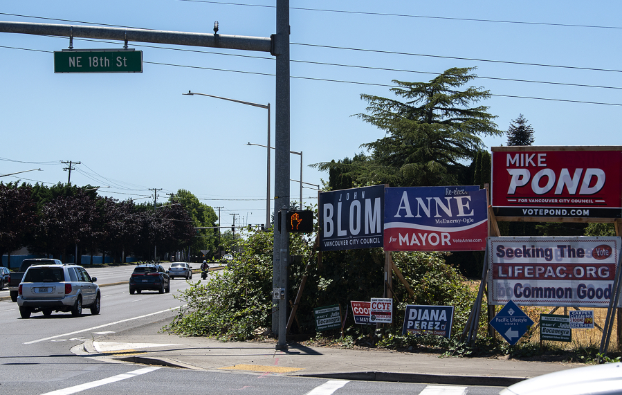 Is nonpartisan even possible in Clark County's election races?