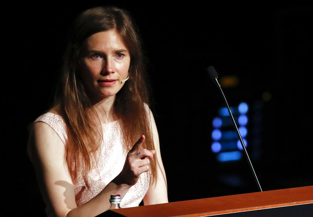 Miscarriage is common, yet shrouded in stigma and shame. Amanda Knox wants to change that