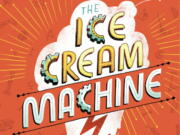 """This cover image released by G. P. Putnam's Sons Books for Young Readers shows """"The Ice Cream Machine,"""" a collection of six humorous stories raging from science fiction to adventure narratives by Adam Rubin. (G. P."""