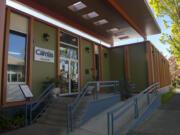 Camas City Hall.