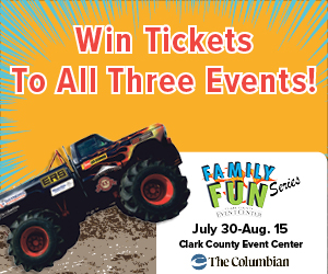 Family Fun Series Sweepstakes contest promotional image
