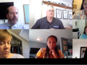 Candidates for position 2 on the Vancouver Public Schools Board of directors met virtually with members of The Columbian's Editorial Board on Friday in Vancouver.