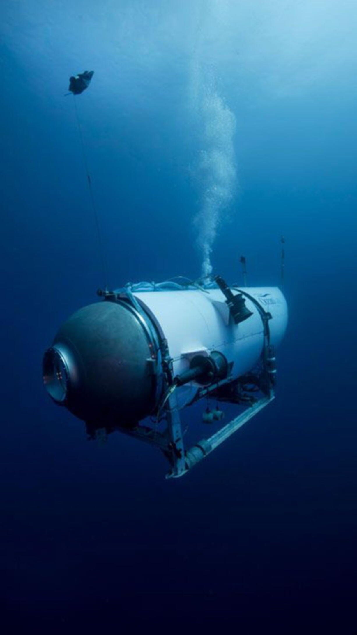 OceanGate Expeditions' Titan submersible plans to dive to the sunken Titanic to begin what's expected to be an annual chronicling of the shipwreck's ongoing deterioration.