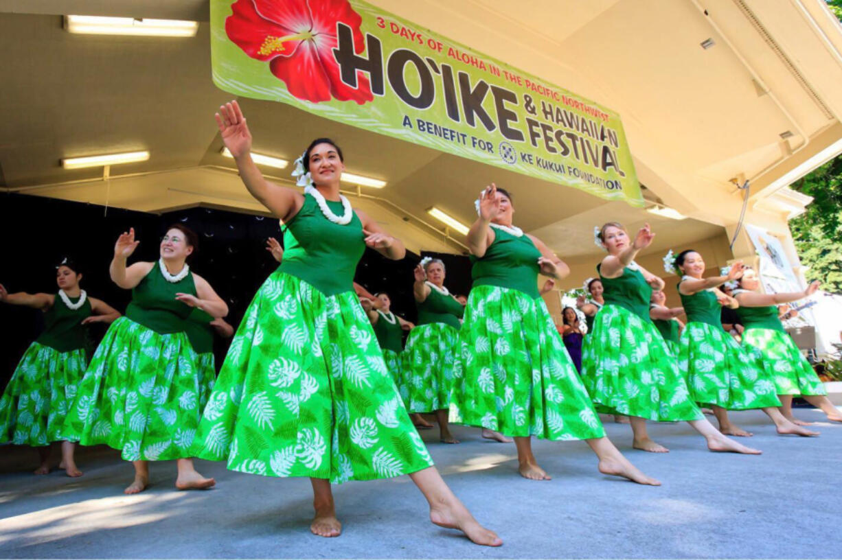 What used to be three days has grown in recent years to a whopping Four Days of Aloha, featuring two days of workshops and seminars at Groove Nation dance studio followed by a whole weekend of song, dance, food and drink in Esther Short Park.