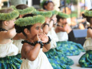 Dancers of all ages will show off their skills during this year's Four Days of Aloha festival.