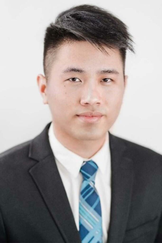 "Pu-Kai ""Phil"" Tseng, of Union High School in Camas."