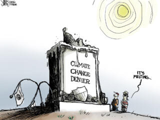 Editorial cartoons for week of Aug. 15