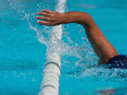 Swimming offers a great workout for all ages.