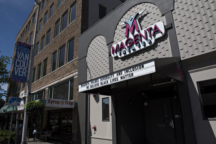 Starting in September, patrons of Magenta Theater in Vancouver will required to show proof of vaccination.
