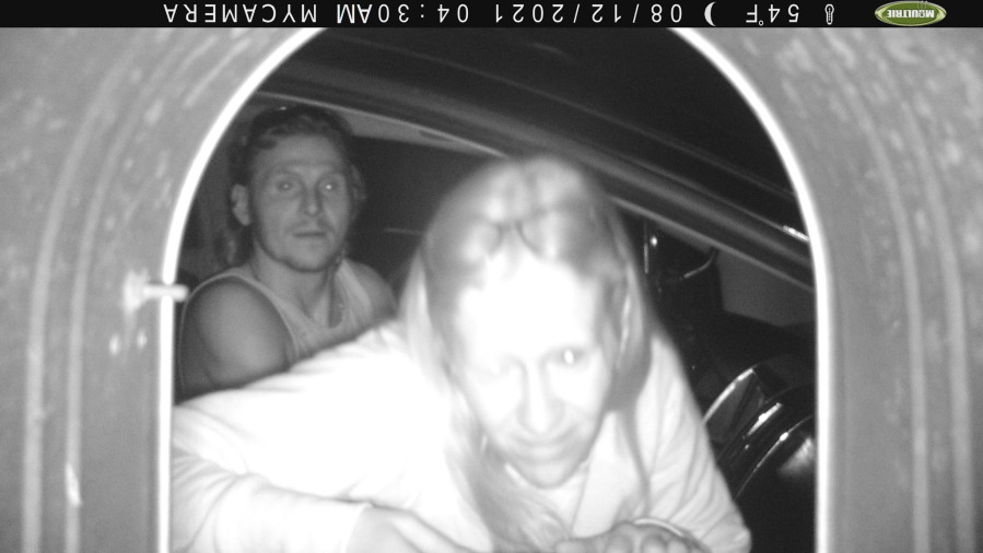 The Clark County Sheriff's Office is seeking the public's help in identifying two people suspected of mail theft in the Ridgefield area. They were captured on surveillance footage Aug. 12.