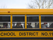 Gov. Jay Inslee's mask mandate in schools is a legal requirement for all employees and students. That includes wearing masks inside school buildings and buses.