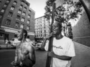 """A love letter to New York City's skater street culture of the 1980s and 1990s, """"All the Streets Are Silent"""" features music, interviews and fabulous skateboarding feats."""