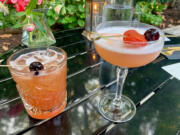 Acorn & the Oak's house cocktails are $14.