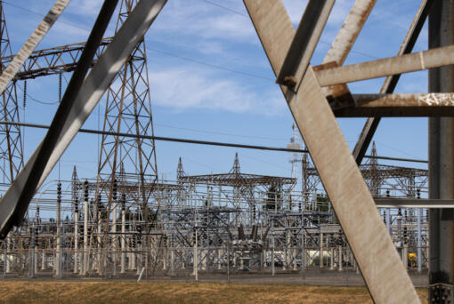 During the late June heat wave, Clark Public Utilities' peak demand for power was 62 percent higher than usual, causing extra load on its substations and power lines.