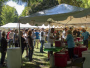 The Craft Beer & Wine Fest returns to Esther Short Park this weekend after last year's cancellation due to the COVID-19 pandemic.