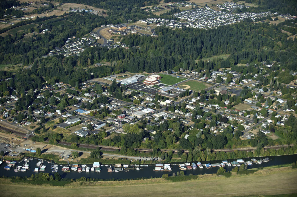 Ridgefield's population more than doubled over 2010, according to the 2020 Census.