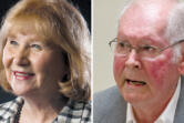 Anne McEnerny-Ogle and Earl Bowerman were leading in vote totals in the primary for Vancouver mayor on election night.